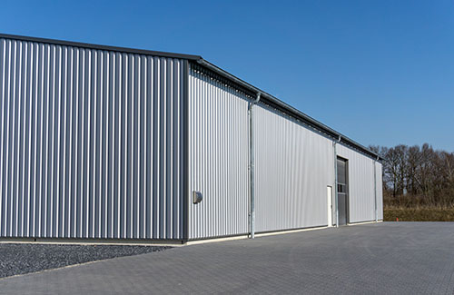 Reliable local firm for steel cladding in Oswestry